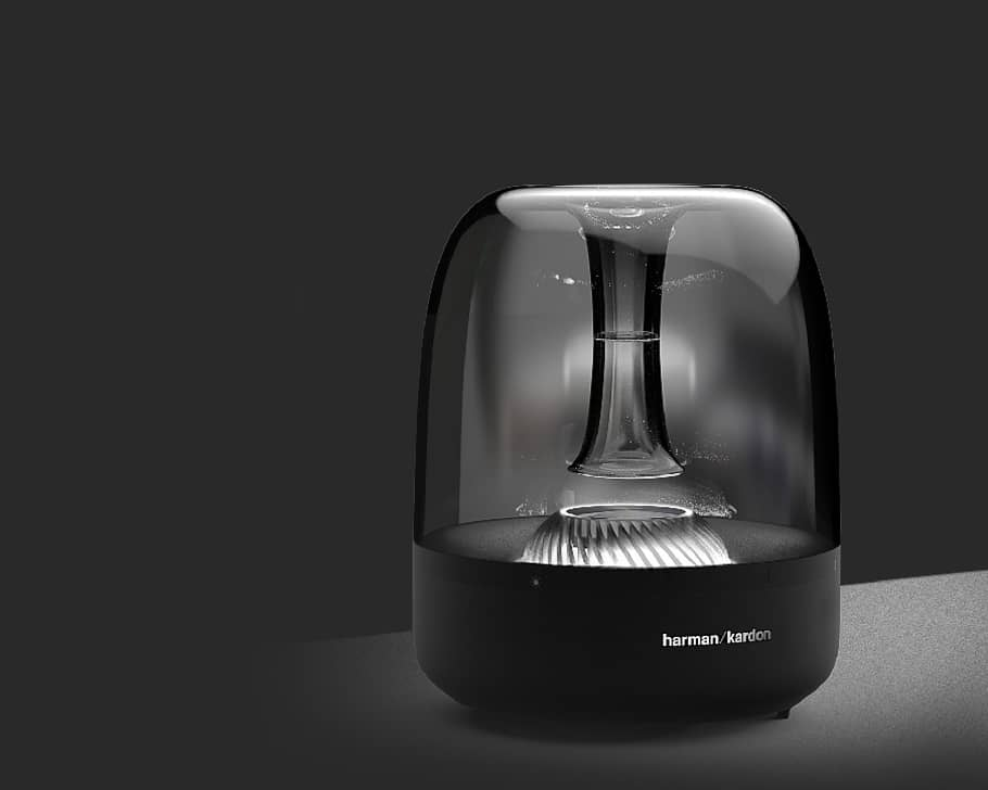Industrial Design - Harman Kardon Aura