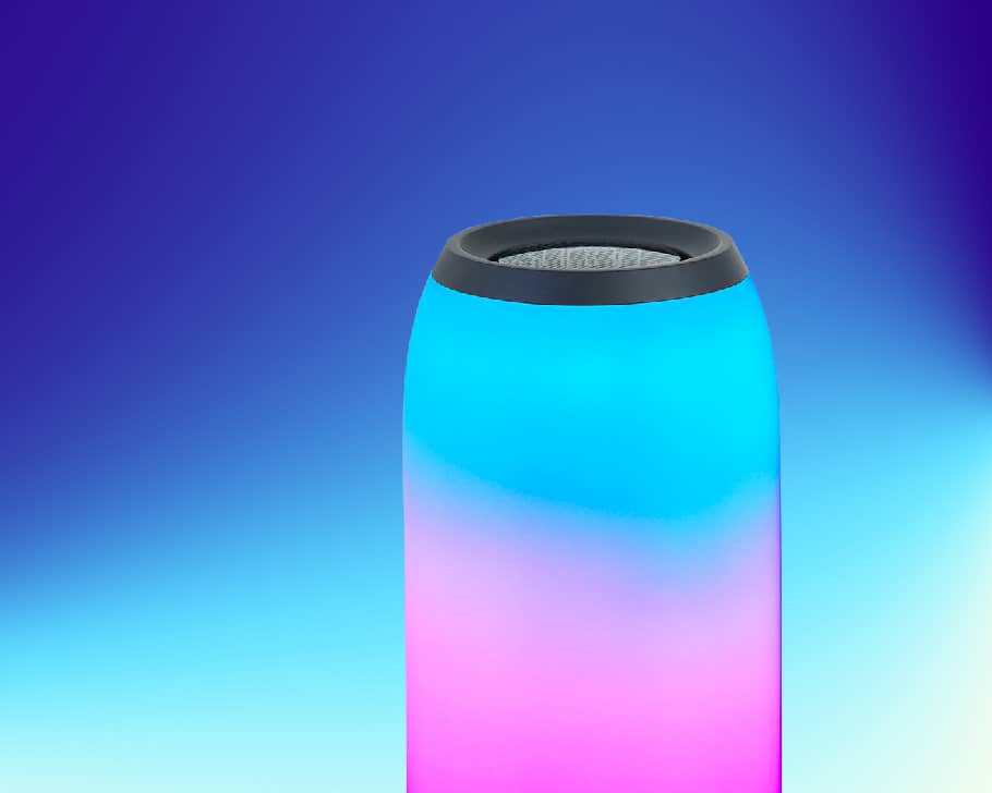 Industrial Design - JBL Pulse 3